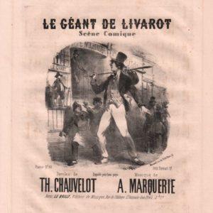 Géant de Livarot (Le)
