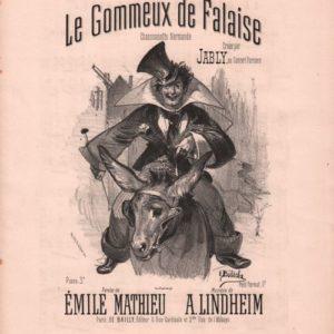Gommeux de Falaise (Le)