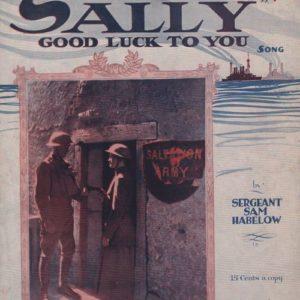 Good -Bye Sally, Good luck to you