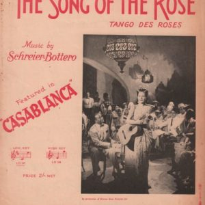 Song of the rose (The)