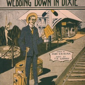 There's going to be a wedding down in dixie