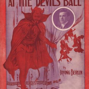 At the devils ball