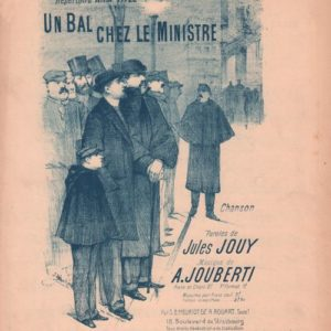 Bal chez le Ministre (Un)