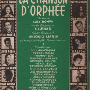 Chanson d'Orphée (La)
