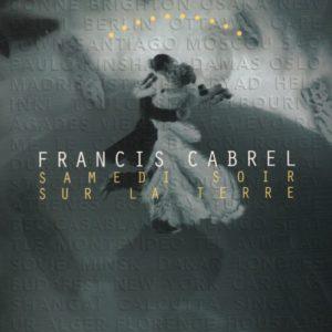 Francis Cabrel Album