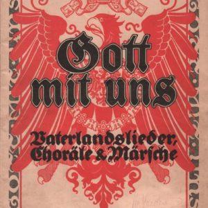 Album Gott mit uns