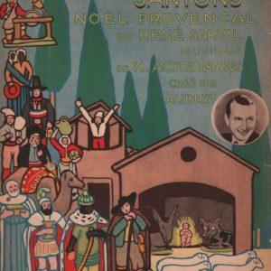 Noël des petits santons (Le)