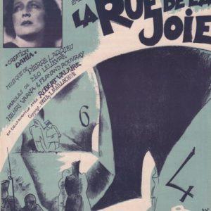 Rue de la joie (La)