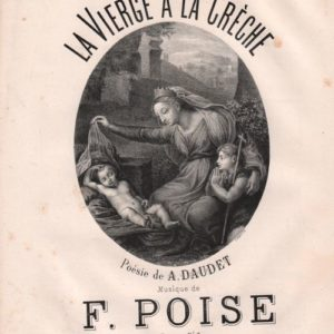 Vierge à la crèche (La)