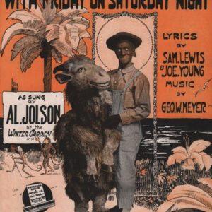 Where did Robinson Crusoe go with Friday on Saturday night ?