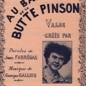 Au petit bal de la Butte Pinson