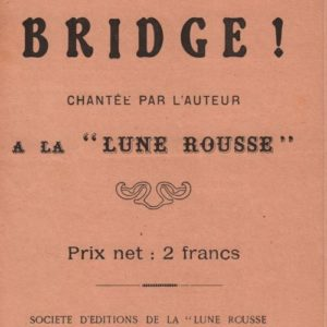 Bridge !