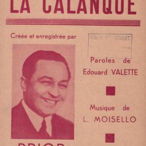 Calanque (La)