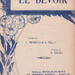 Devoir (Le)