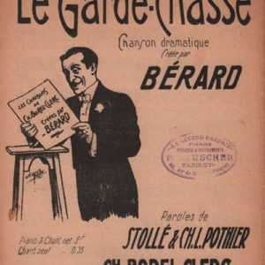 Garde Chasse (Le)