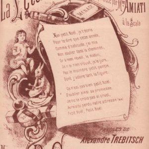 Lettre au petit Noël (La)