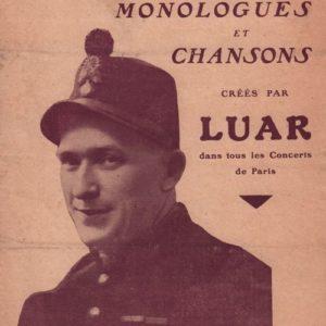 Mon recueil Luar