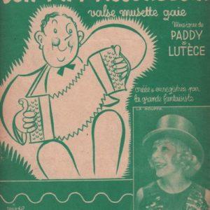 Son p'tit accordéon