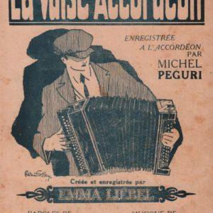 Valse accordéon (La)