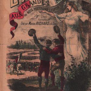 Alsace aux grandes Manoeuvres (L')