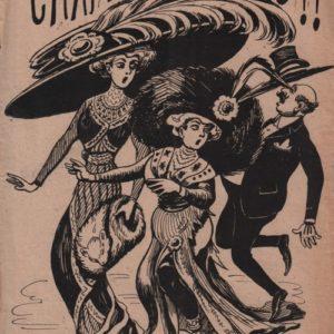 Ah ! Madame enl'vez vot' chapeau !