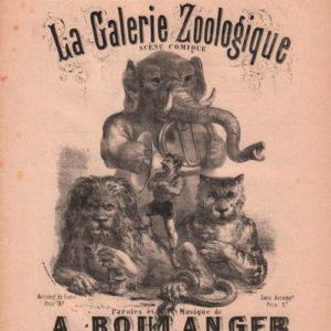 Galerie Zoologique (La)