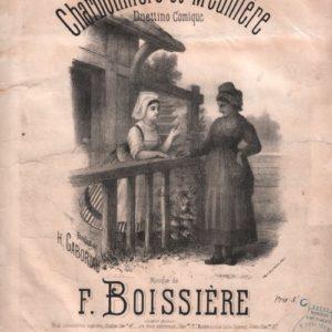 Charbonnière et Meunière