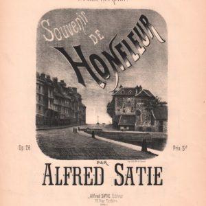 Souvenir de Honfleur