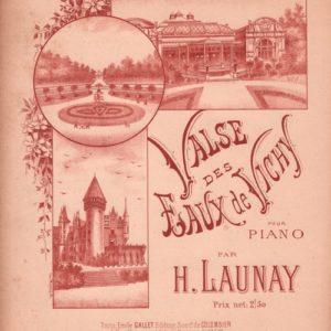Valse des eaux de Vichy