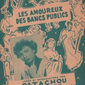 Amoureux des bancs publics (Les)