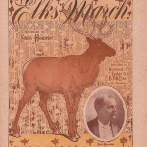 Elks march