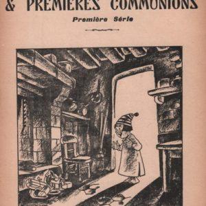Fêtes de Noël mariages et premières communions