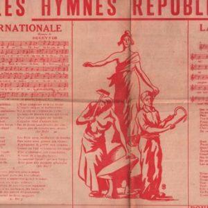 Hymnes Républicains et Chansons Humanitaires (Les)
