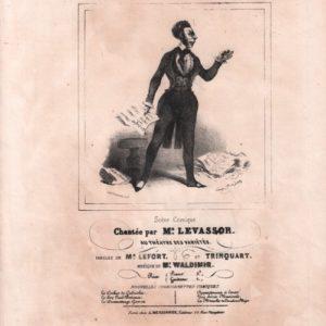 Chanteur Cosmopolite (Le)