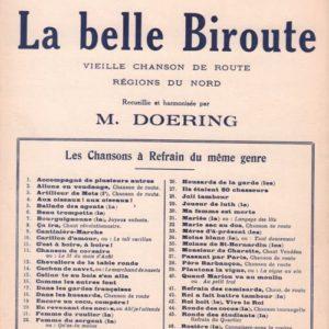 Belle Biroute (La)