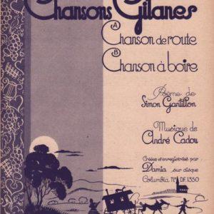 Chansons Gitanes