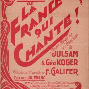 France qui chante (La)