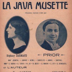 Roman de la java musette (Le)
