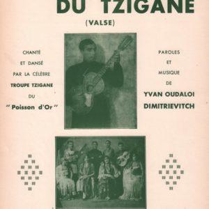 Amour du Tzigane (L')