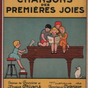 Chansons des premières joies