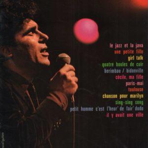 Album Claude Nougaro