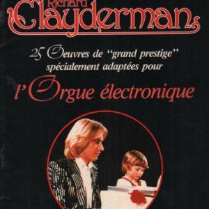 Album «le petit Conservatoire» Richard Clayderman