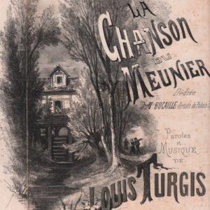 Chanson du Meunier (La)