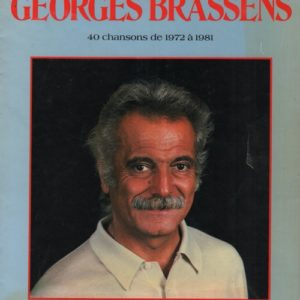 Georges Brassens Anthologie volume 4