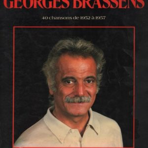 Georges Brassens Anthologie volume 1