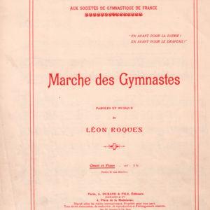 Marche de Gymnastes