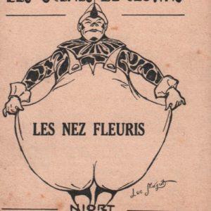 Nez fleuris (Le)