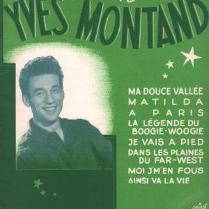 Yves Montand album