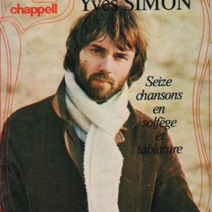 Yves Simon album