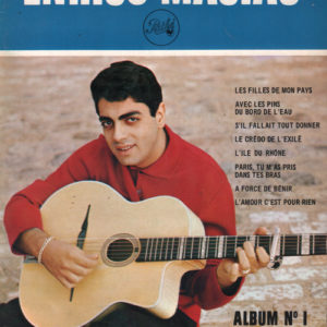 Album Enrico Macias